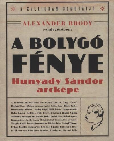 Alexander Brody - A bolygó fénye