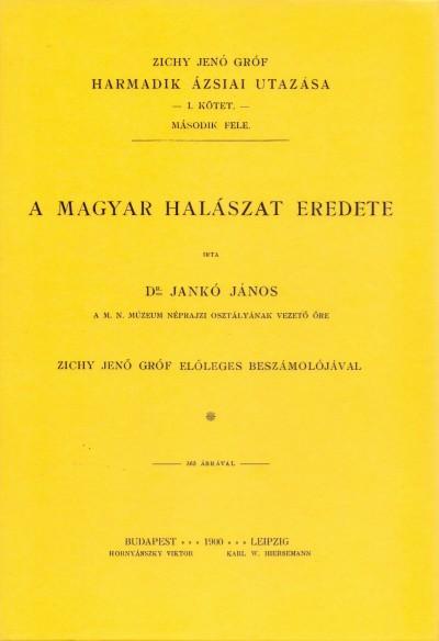 Zichy Jenő Gróf - A Magyar halászat eredete
