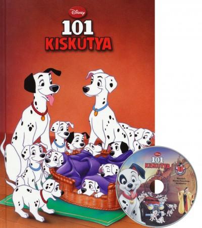 Bede-Fazekas Szabolcs - 101 kiskutya + mese CD