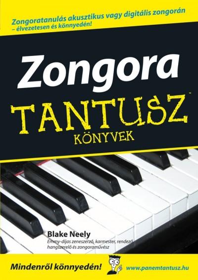 Blake Neely - Zongora (CD melléklettel)