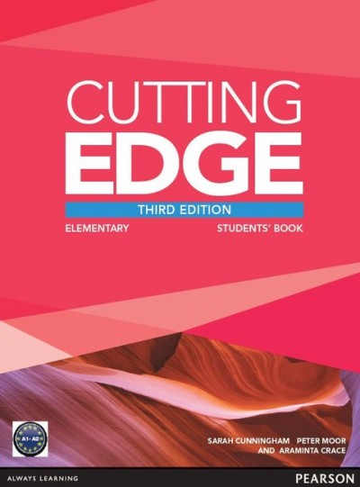 Araminta Crace - Sarah Cunningham - Peter Moor - Cutting Edge Elementary Student's Book - with DVD-ROM