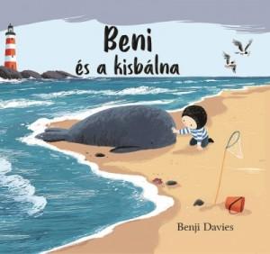 Benji Davies - Beni és a kisbálna