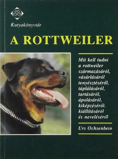 Urs Ochsenbein - A rottweiler