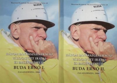 Buda Attila  (Összeáll.) - Buda Ernő I-II.