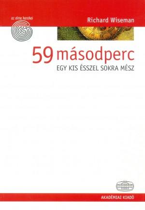 Richard Wiseman - 59 m�sodperc