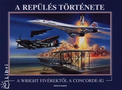 Peter R. March - A repülés története