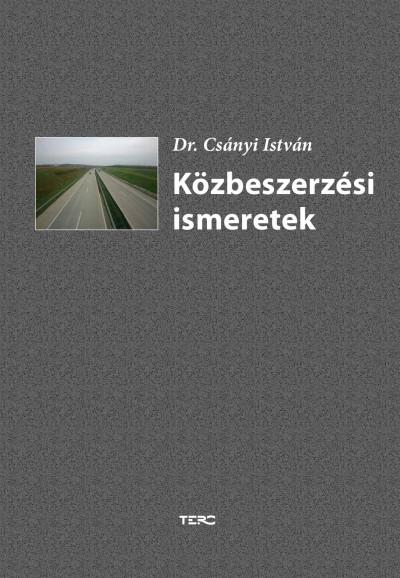 Csányi István - Közbeszerzési ismeretek
