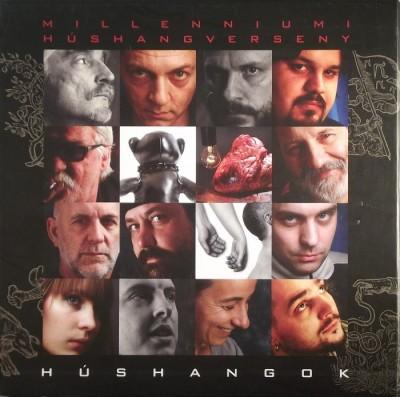 Fákó Árpád - Húshangok 3 CD-vel - Millenniumi húshangverseny - Húshangverseny 1984
