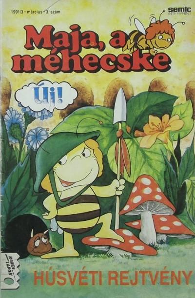 - Maja, a méhecske - Maja felfedező úton
