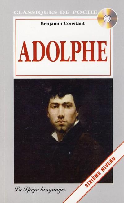 Benjamin Constant - Adolphe + CD
