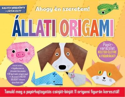 - Állati origami