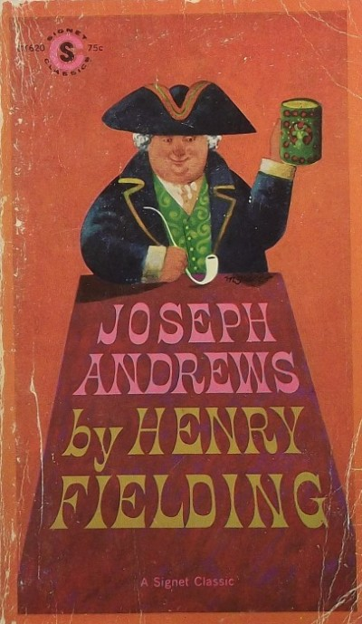 Henry Fielding - The History of the Adventures of Joseph Andrews