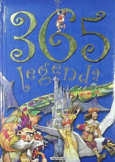 Campos Jiménez Mária  (Szerk.) - 365 legenda