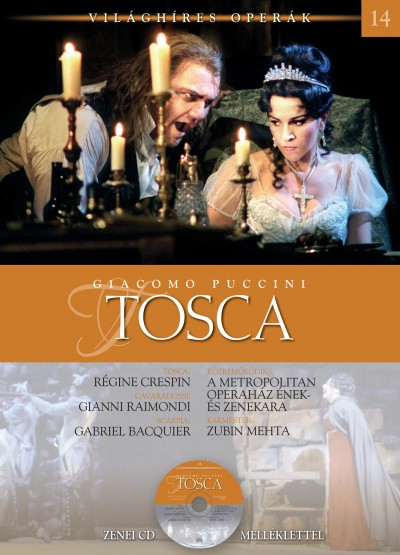 Giacomo Puccini - Susana Sieiro - Alberto Szpunberg - Tosca
