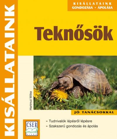 Hartmut Wilke - Teknősök