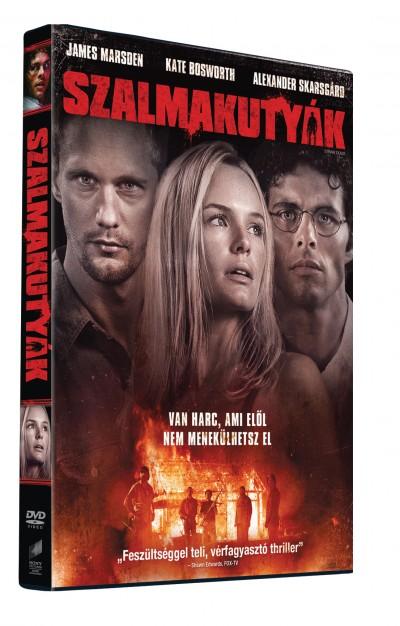 Rod Lurie - Szalmakutyák - DVD