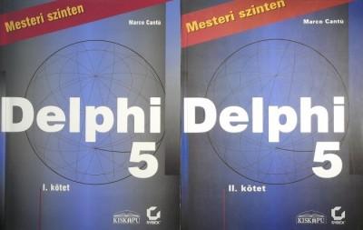 Marco Cantú - Delphi 5 - Mesteri szinten 1-2.