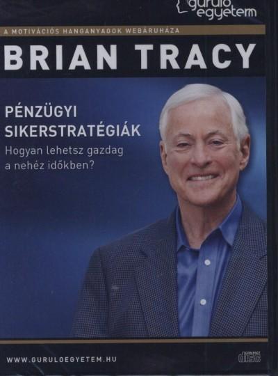 Brian Tracy - Pénzügyi sikerstratégiák - Hangoskönyv