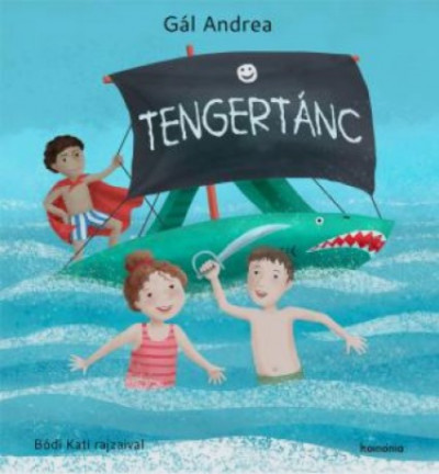 Gál Andrea - Tengertánc