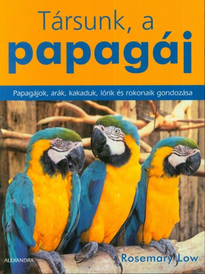 Low Rosemary - Társunk, a papagáj