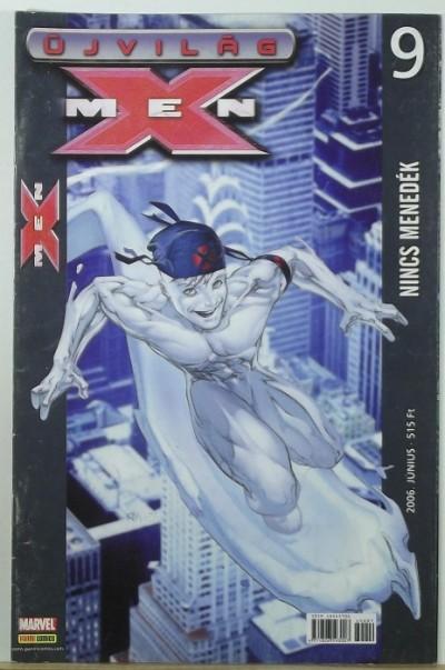 - Újvilág: X-Men 9. - nincs menedék