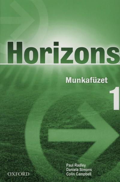 - Horizons 1 - Hungarian Workbook
