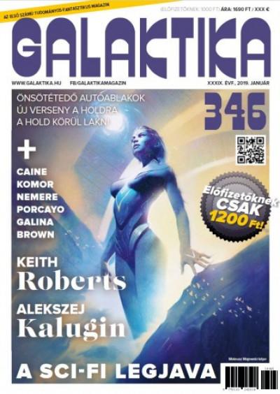 Mund Katalin (Főszerk) - Galaktika 346