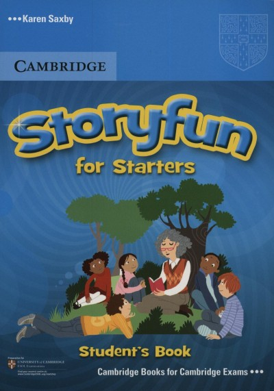 Karen Saxby - Storyfun for Starters - Student's Book