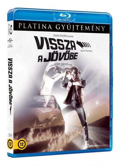 Robert Zemeckis - Vissza a jövőbe - Blu-ray