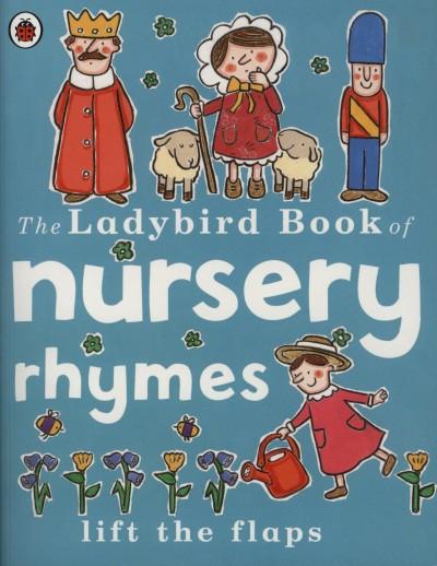 - The Ladybird Book of nursery rhymes