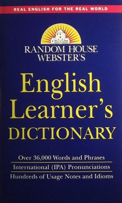- English Learner's Dictionary