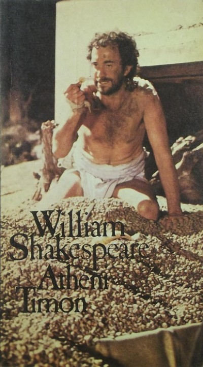 William Shakespeare - Athéni Timon