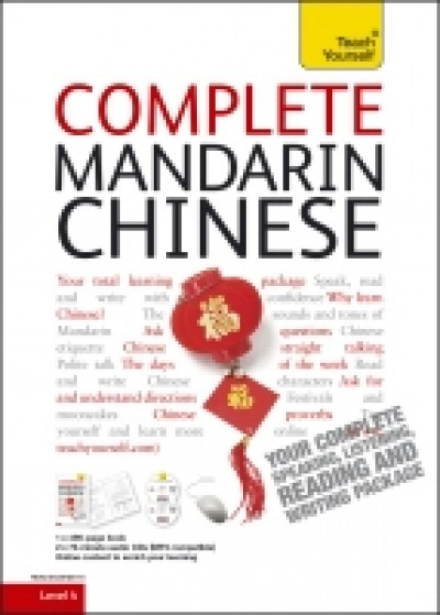 - Complete Mandarin Chinese - Book+CD pack