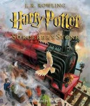 J. K. Rowling - Harry Potter and the Philosopher's Stone - Illustrated Edition