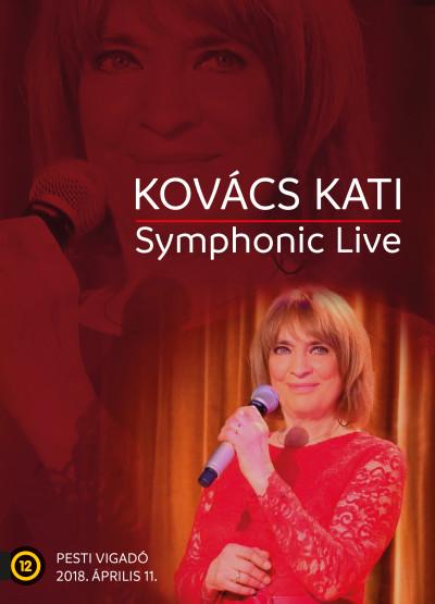 Kovács Kati - Symphonic Live - DVD