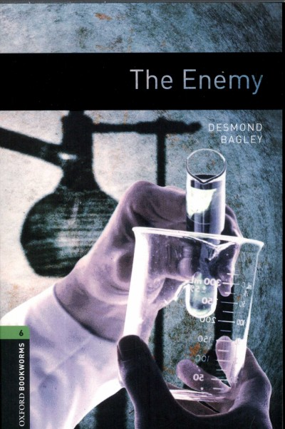 Desmond Bagley - The Enemy