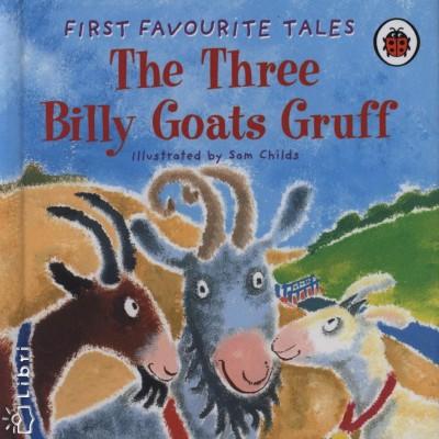 - The Three Billy Goats Gruff