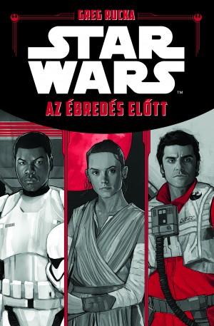 Greg Rucka - Star Wars - Az �bred�s el�tt