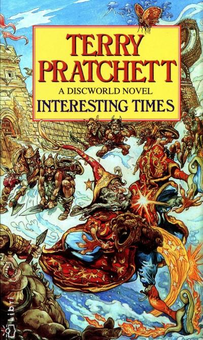 Terry Pratchett - Interesting times