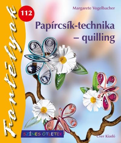 Margarete Vogelbacher - Papírcsík-technika - quilling