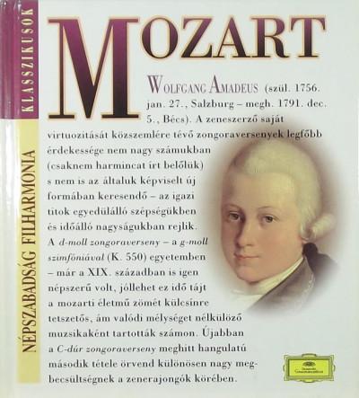 - Wolfgang Amadeus Mozart (1759-1791) + CD