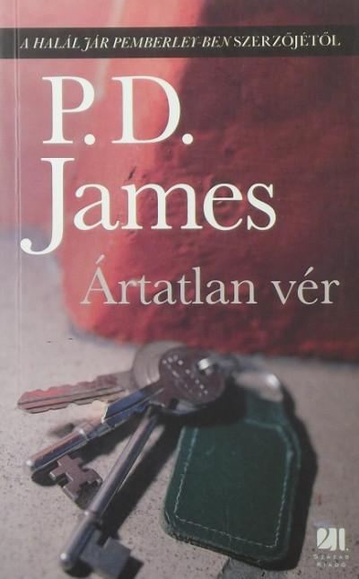 P.D. James - Ártatlan vér
