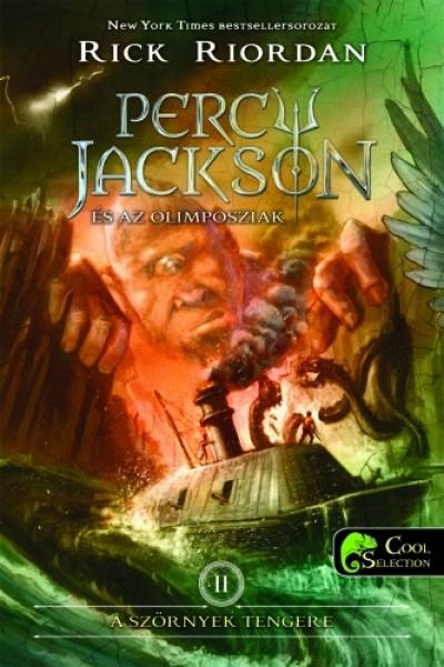 Rick Riordan - Percy Jackson és az olimposziak 2. - A szörnyek tengere - puha kötés