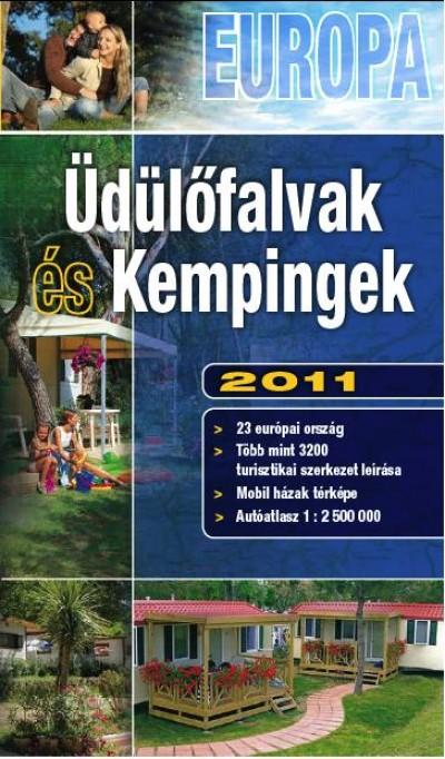 - Üdülőfalvak és kempingek 2011 - Európa