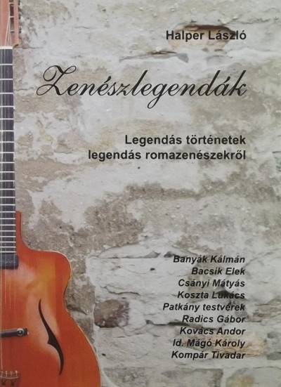 Halper László - Zenészlegendák