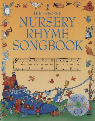 Caroline Hooper - The Usborne Nursery Rhymes Songbook