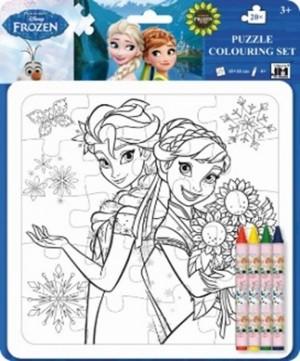 - Disney: Frozen - puzzle