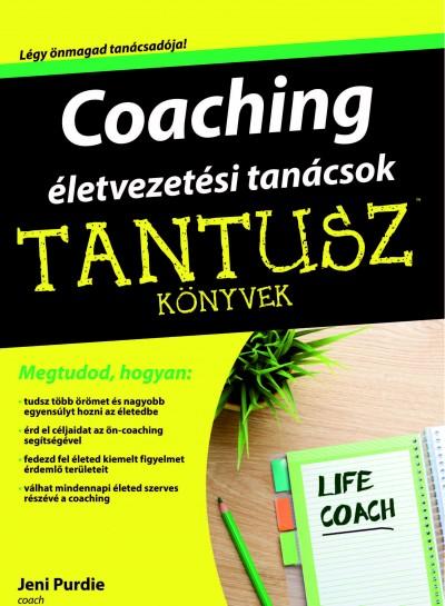Jeni Purdie - Coaching életvezetési tanácsok