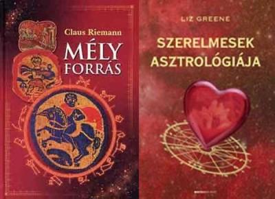 Liz Greene - Claus Riemann - Szerelmesek asztrológiája - Mély forrás