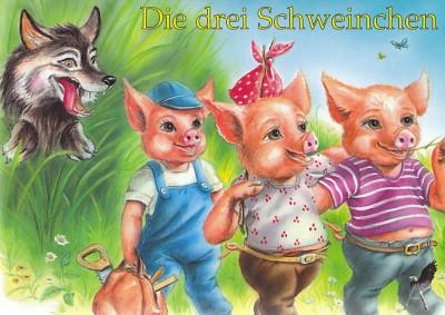 - Die drei Schweinchen